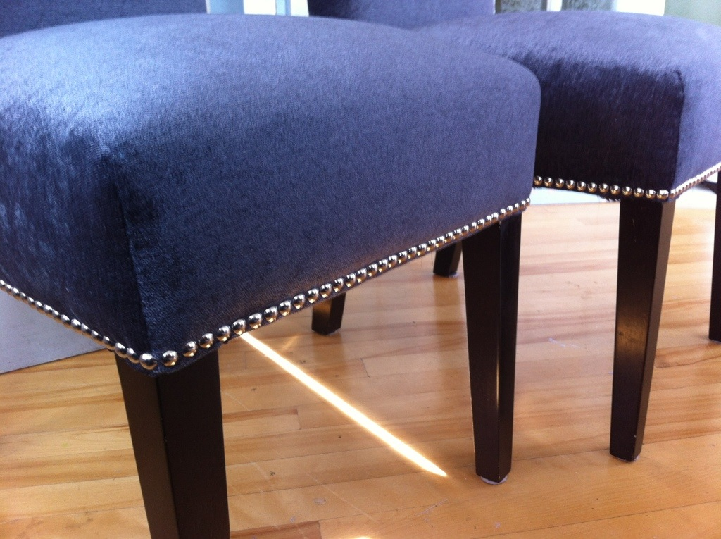 How To Keep Your Studs In Line (some Upholstery Advice
