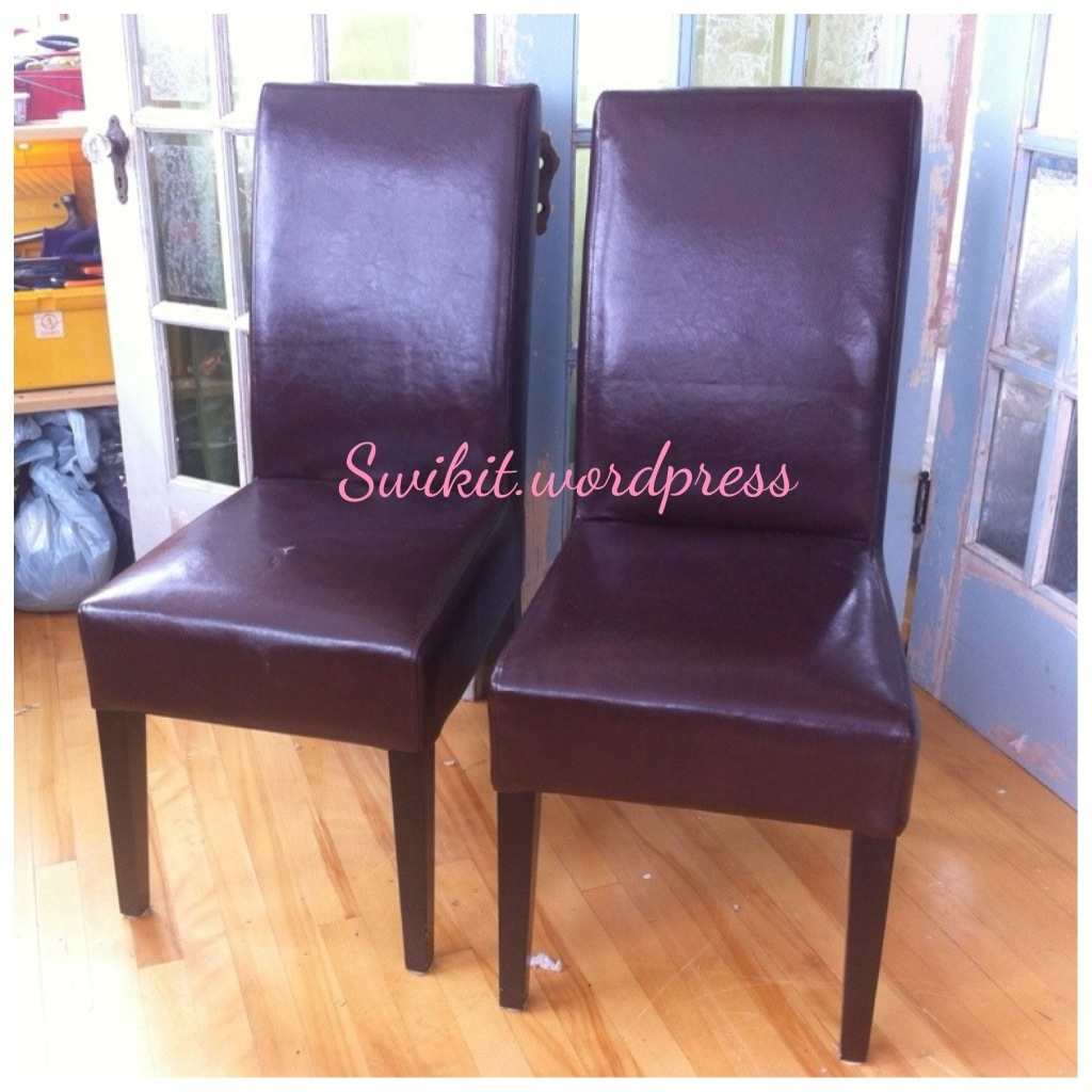already discussed how to upholster dining room chairs you are looking